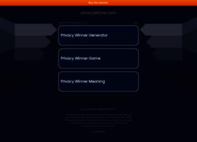 privacywinner.com