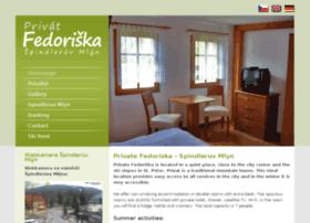 privat-fedoriska.cz