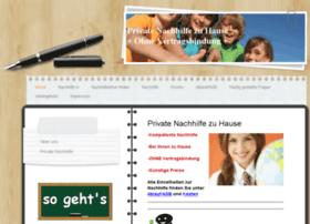privat-nachhilfe.com