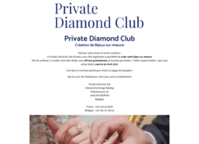 private-diamond-club.fr