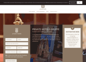 private-hotels.at