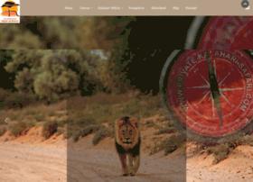 private-kalahari-safari.com