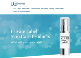 private-label-skin-care.com