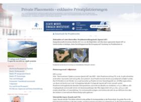 private-placements.blogspot.de