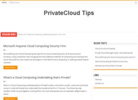 privatecloudtips.com