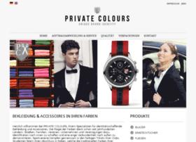 privatecolours.com