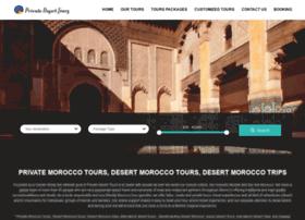 privatedeserttours.com