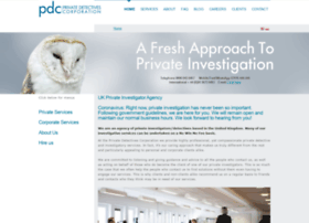 privatedetectivescorporation.co.uk