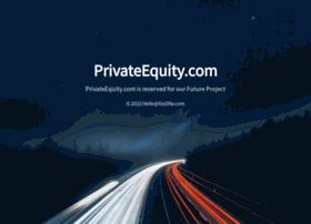 privateequity.com