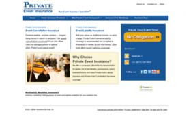 privateeventinsurance.com