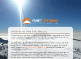 privateexpeditions.com