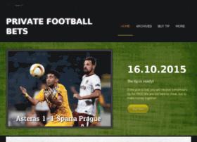 privatefootballbets.com