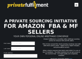 privatefulfillment.com