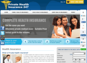 privatehealthinsurance247.co.uk
