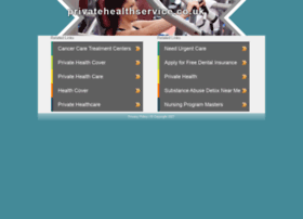 privatehealthservice.co.uk