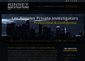privateinvestigatorinla.com