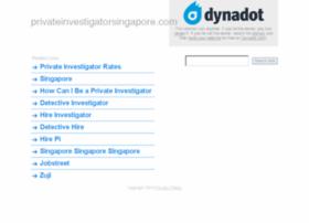 privateinvestigatorsingapore.com