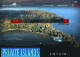 privateislandsinc.com