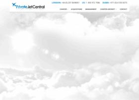 privatejetcentral.com