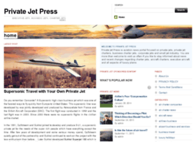privatejetpress.com