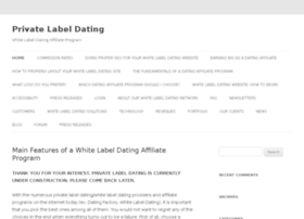 privatelabeldating.com