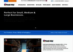 privatelabelnutrition.co.uk