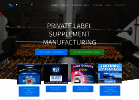 privatelabelsupplements.net
