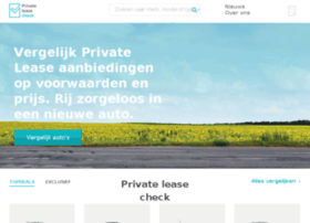 privateleasecheck.nl