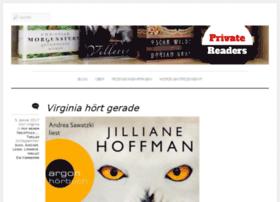 privatereadersbookclub.com