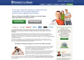 privateschoolexam.com