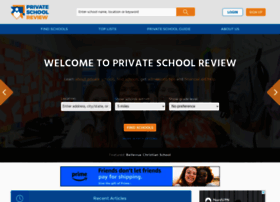 privateschoolreview.com