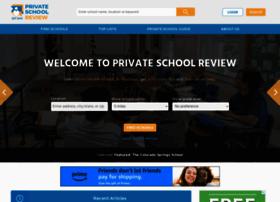 privateschoolreview.com