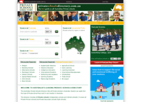 Privateschoolsdirectory.com.au