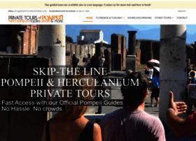privatetoursofpompeii.com