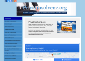 privatinsolvenz.org