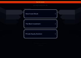 privatinvestoren.de
