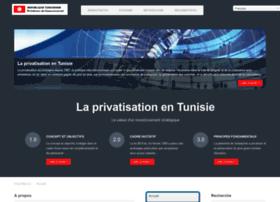privatisation.gov.tn