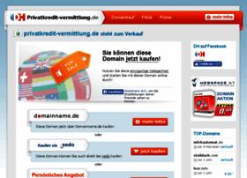 privatkredit-vermittlung.de
