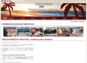 privatni-smjestaj-hrvatska.com