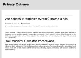 privaty-ostrava.cz