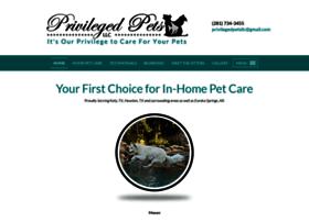 privilegedpets.com