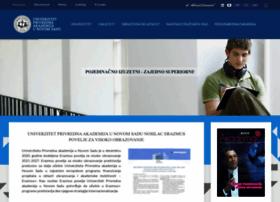 privrednaakademija.edu.rs