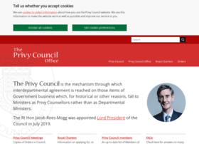 privycouncil.independent.gov.uk
