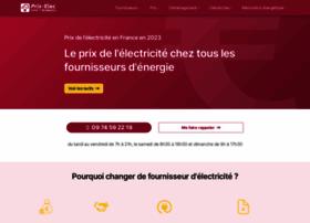 prix-elec.com