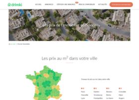 prix-immobilier.drimki.fr