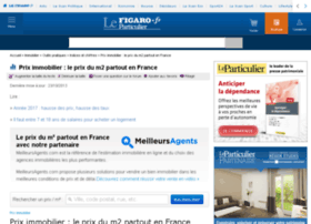 prix-immobilier.leparticulier.fr