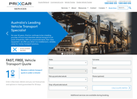 prixcartransport.com.au