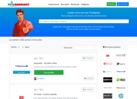 prixgagnant.com