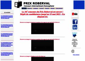 prixroberval.utc.fr