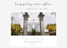 priyaandbrian.com